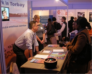 Torbay Council take on the Jobs Fairs