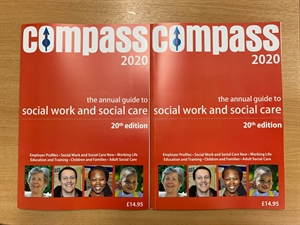 COMPASS, the annual guide to social work and social care